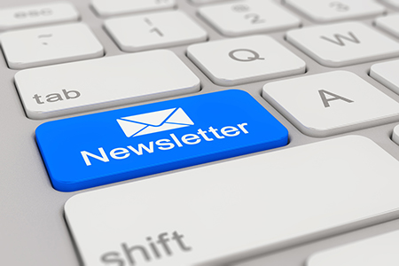 Newsletter con ArkyTekt Design